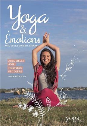 Yoga et émotions avec Cécile Doherty Bigara