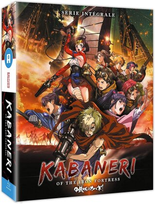 Kabaneri of the Iron Fortress - Série intégrale (2 Blu-rays)