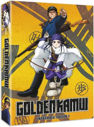 Golden Kamui - Saison 1 (2 DVDs)