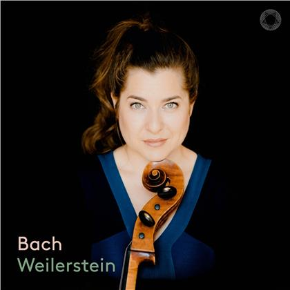 Johann Sebastian Bach (1685-1750) & Alisa Weilerstein - Cello Suites (2 CDs)