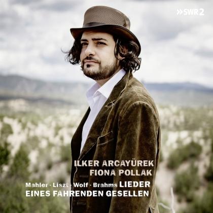 Ilker Arcayürek & Fiona Po - Lieder Eines Fahrenden Gesellen - A Journey With Songs