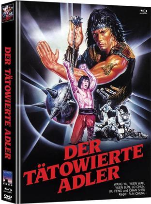 Der Tätowierte Adler (1980) (Limited Edition, Mediabook, Blu-ray + DVD)