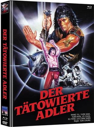 Der Tätowierte Adler (1980) (Edizione Limitata, Mediabook, Blu-ray + DVD)