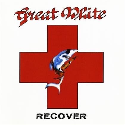 Great White - Recover (2020 Reissue, Limited, Deadline Music, Red Vinyl, LP)