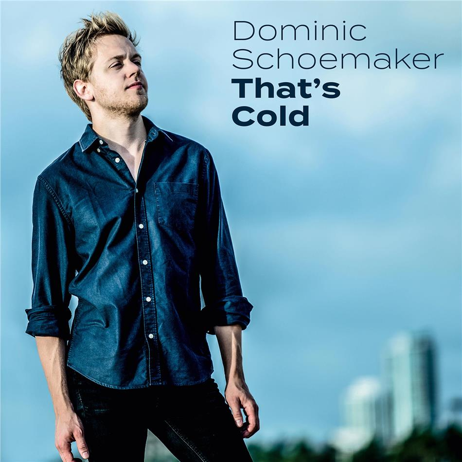 Dominic Schoemaker - That's Cold (LP)
