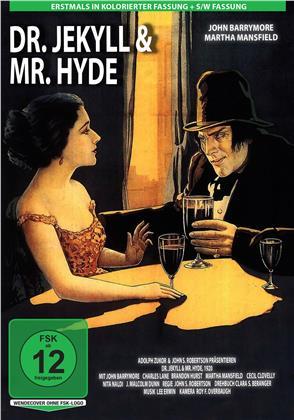 Dr. Jekyll und Mr. Hyde - Kolorierte Fassung & S/W Fassung (1920)
