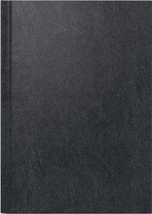 Buchkalender Modell Chefplaner, 2021 - Miradur-Einband schwarz