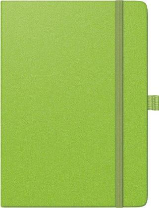 Buchkalender Modell 791 Kompagnon , A5, 2021 - Baladek-Einband grün