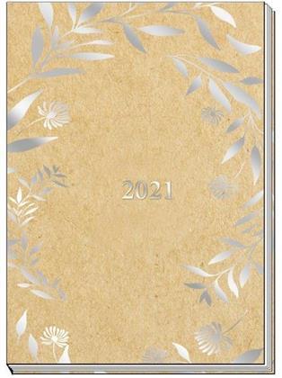 Taschenkalender A7 2021 Nature