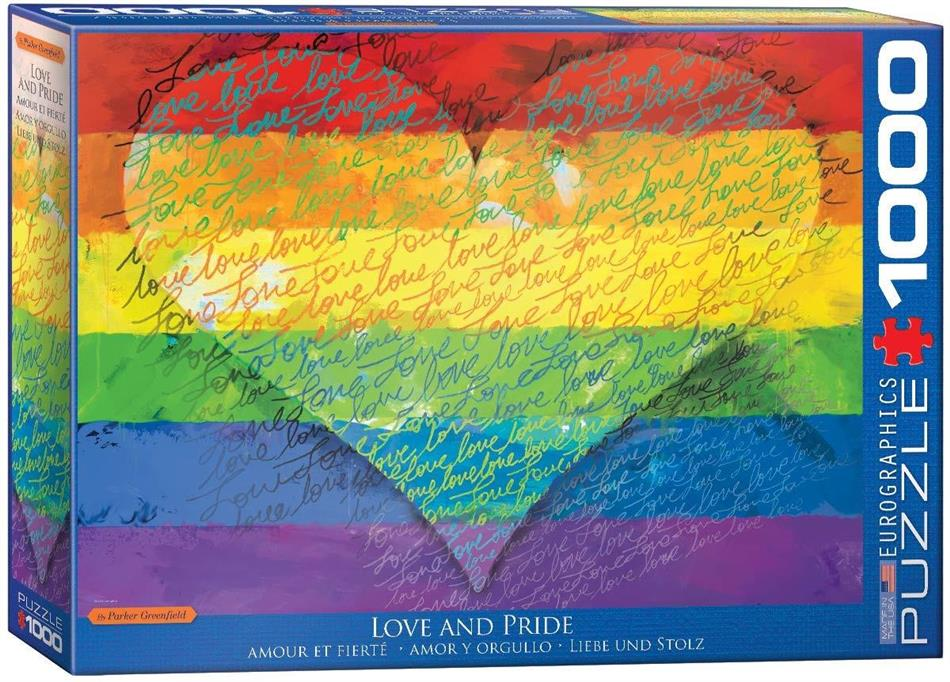 Liebe und Stolz - Puzzle