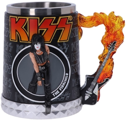 Kiss - Flame Range - The Starchild (Tankard)