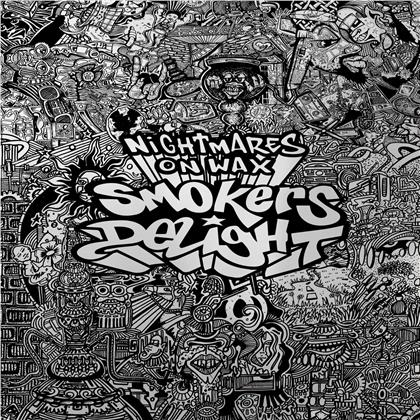 Nightmares On Wax - Smokers Delight (Warp, 2020 Reissue, 25th Anniversary Edition, 2 LPs + Digital Copy)