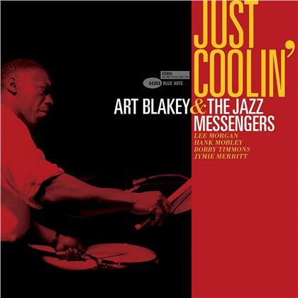 Art Blakey & The Jazz Messengers - Just Coolin' (2020 Reissue, Blue Note, LP)