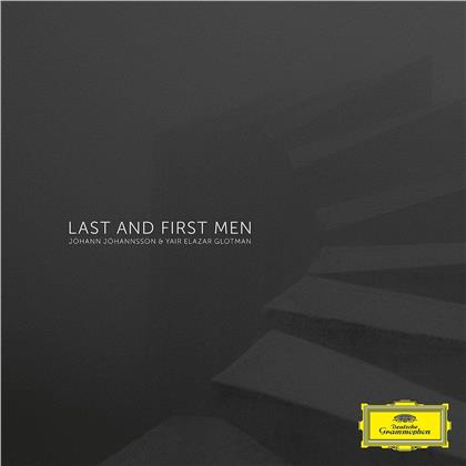 Yair Elazar Glotman & Johann Johannsson - Last And First Men (2 LPs + Blu-ray)