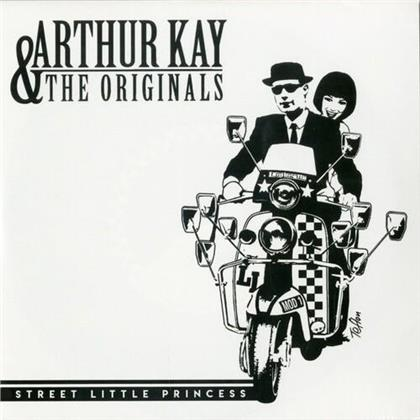 "Arthur Kay - Street Little Princess (7"" Single)"