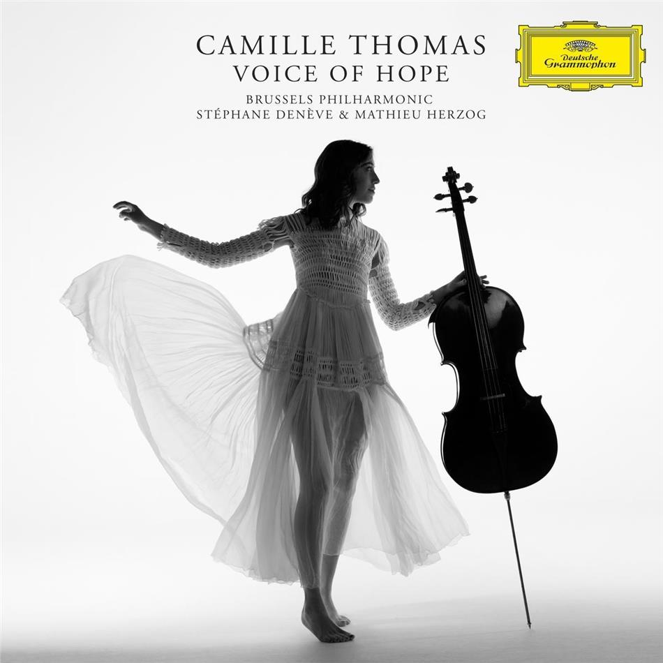Stéphane Denève, Camille Thomas & Brussels Philharmonic - Voice Of Hope