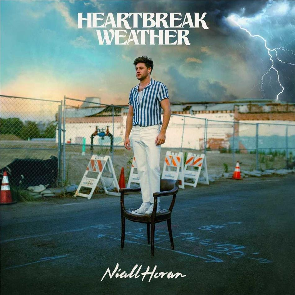 Niall Horan (One Direction) - Heartbreak Weather (Version II)