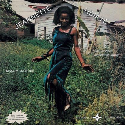 Jeannette N'diaye - Makom Ma Bobe (LP)