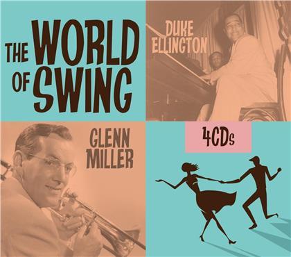 Duke Ellington & Glenn Miller - The World Of Swing (4 CDs)