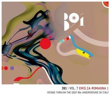 391 Vol.7 Emilia Romagna Voyage Through The Deep 80S Underground (2 CDs)