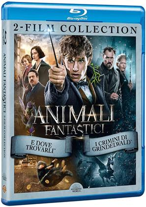 ANIMALI FANTASTICI 1 & 2 - 2-Film Collection (2 Blu-rays)