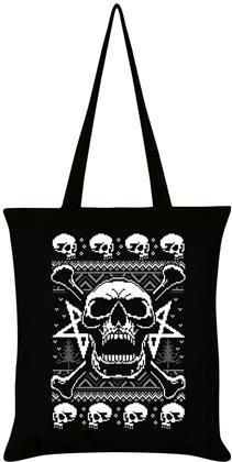 Skull Fury - Tote Bag