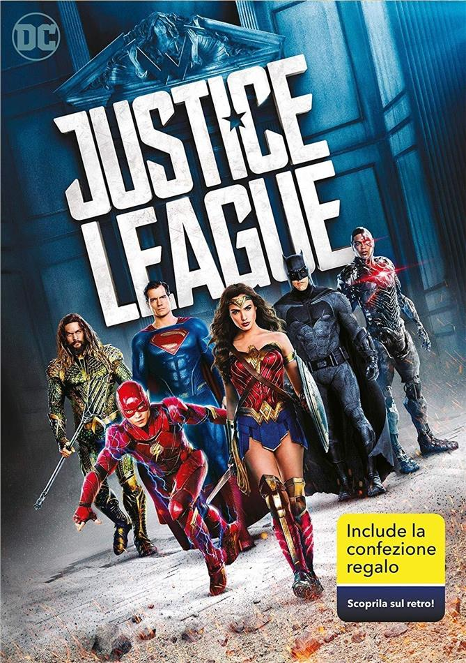Justice League - Gift Pack (2017)