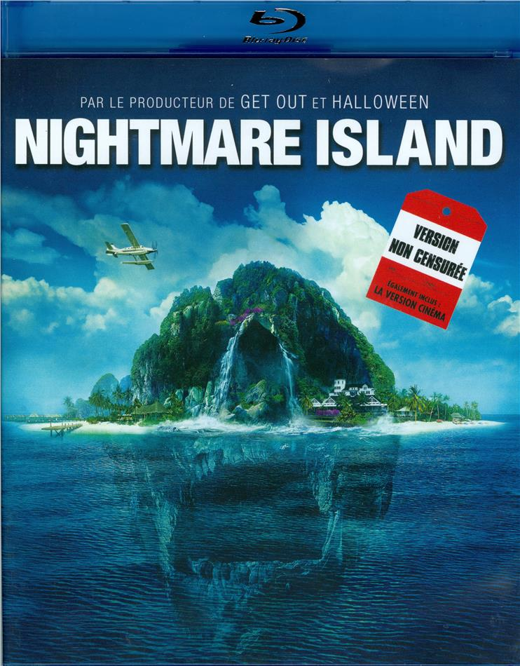 Nightmare Island (2019) (Uncensored, Cinema Version)
