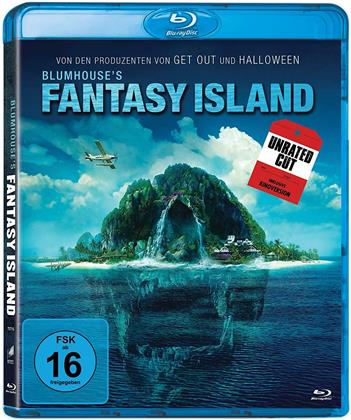 Fantasy Island (2019) (Unrated Version, Cinema Version)