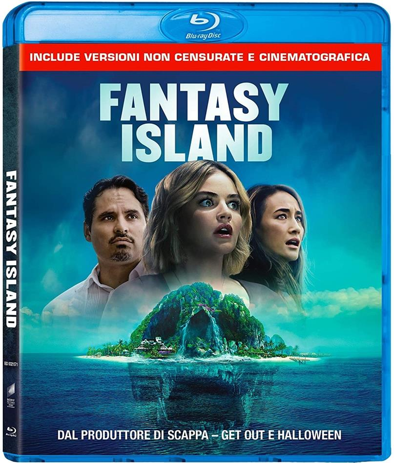 Fantasy Island (2019) (Uncensored, Cinema Version)
