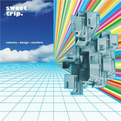 Sweet Trip - Velocity Design Comfort (2020 Reissue, Limited Gatefold, Purple/Pink Vinyl, LP)