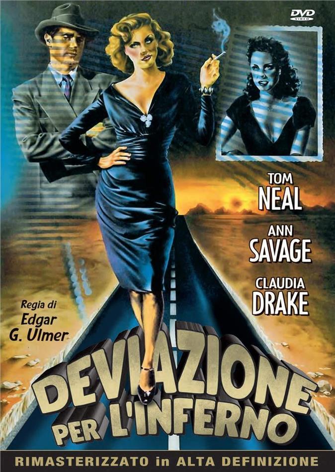 Deviazione per l'Inferno (1945) (HD Remastered, n/b, Riedizione)