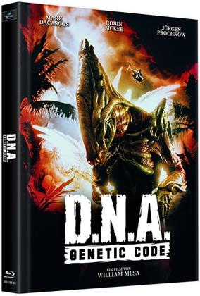 D.N.A. - Genetic Code (1996) (Cover D, Limited Edition, Mediabook, Uncut, 2 Blu-rays)