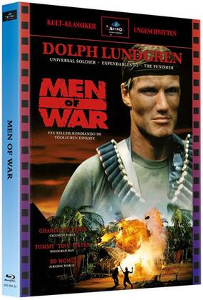 Men of War (1994) (Kult-Klassiker Ungeschnitten, Cover A, Limited Edition, Mediabook, 2 Blu-rays)