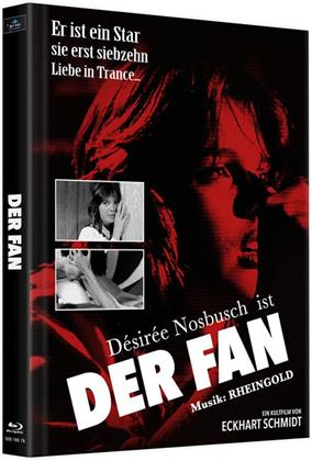 Der Fan (1982) (Cover C, Edizione Limitata, Mediabook, 2 Blu-ray)