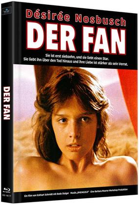 Der Fan (1982) (Cover B, Limited Edition, Mediabook, 2 Blu-rays)
