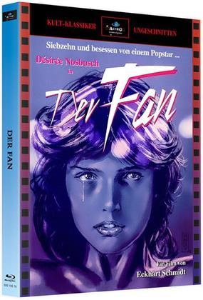 Der Fan (1982) (Cover A, Kult-Klassiker Ungeschnitten, Limited Edition, Mediabook, 2 Blu-rays)
