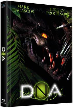 DNA (1996) (1996) (Cover C, Limited Edition, Mediabook, 2 Blu-rays)