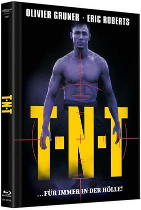 T.N.T. - ... für immer in der Hölle! (1996) (Limited Edition, Mediabook, Blu-ray + DVD)