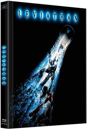 Leviathan (1989) (Cover C, Limited Edition, Mediabook, 2 Blu-rays)