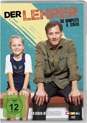 Der Lehrer - Staffel 8 (3 DVDs)