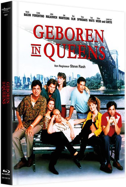 Geboren in Queens (1991) (Limited Edition, Mediabook, Blu-ray + DVD)