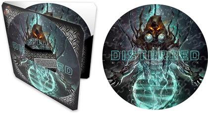 "Disturbed - Evolution (7"" 72 Piece Jigsaw Puzzle)"