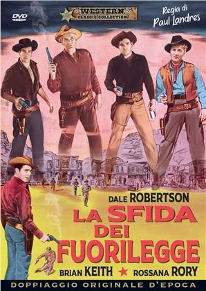 La sfida dei fuorilegge (1957) (Western Classic Collection, Doppiaggio Originale D'epoca, n/b)