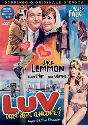 Luv vuol dire amore? (1967) (Doppiaggio Originale D'epoca)
