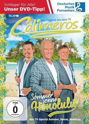 Calimeros - Sommer, Sonne, Honolulu