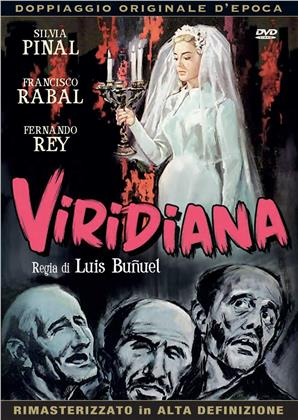 Viridiana (1961) (Doppiaggio Originale D'epoca, HD-Remastered, s/w)