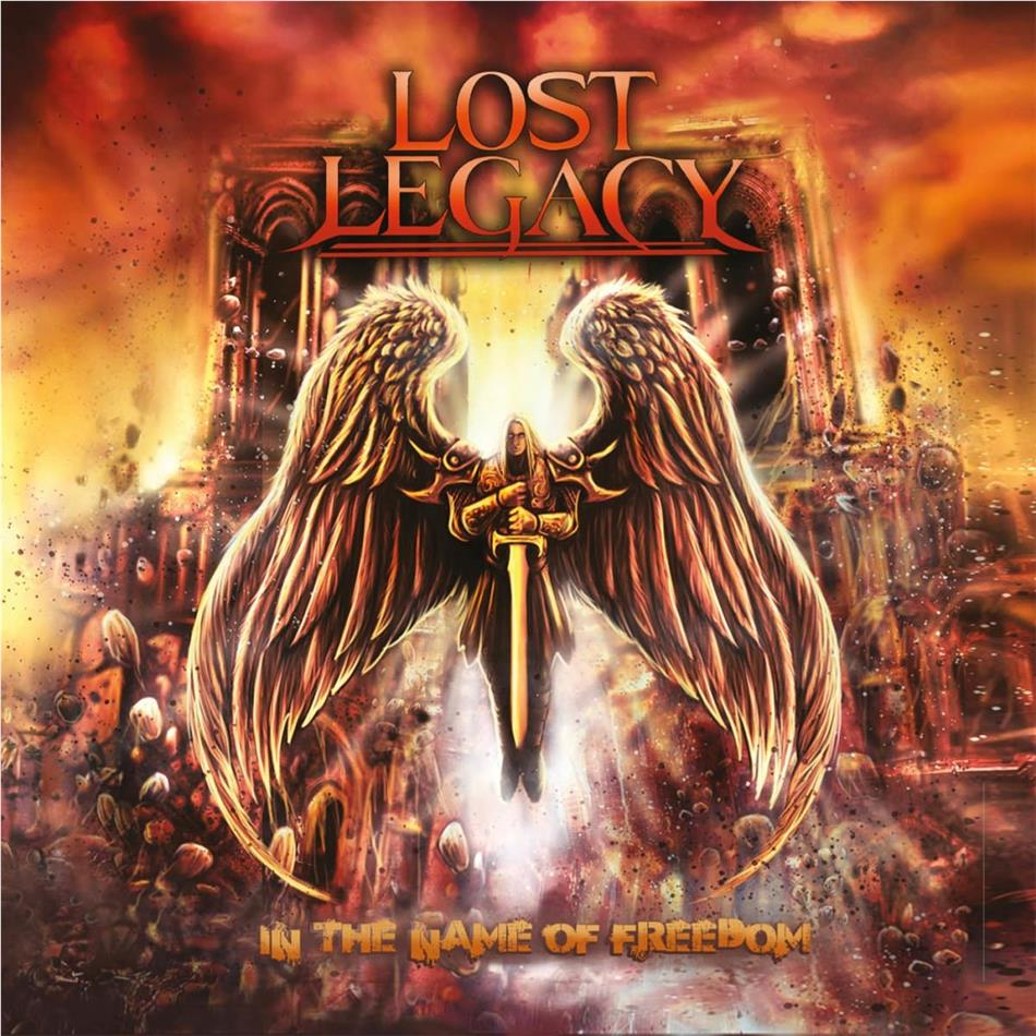 Lost Legacy - In the Name of Freedom