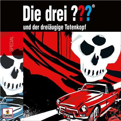 Die Drei ??? - und der dreiäugige Totenkopf (2 CDs)