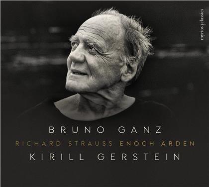Richard Strauss (1864-1949), Bruno Ganz & Kirill Gerstein - Enoch Arden
